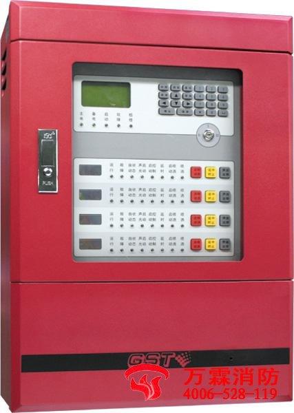 GST-QKP04、GST-QKP04/2型气体灭火控制器