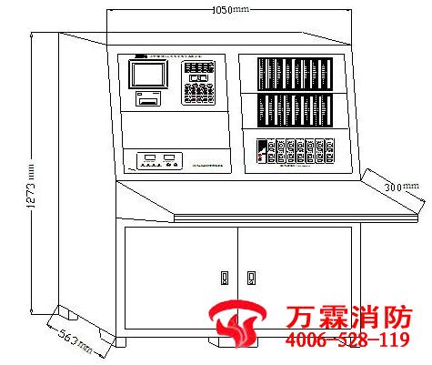 控制器外接线端子及布线要求均与jb-qg-gst5000型火灾报警控制器(联动
