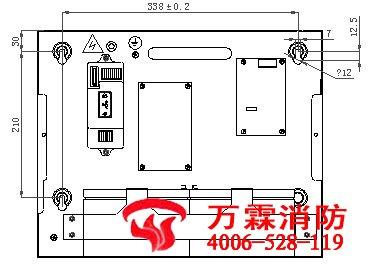 众海消防设备接线图