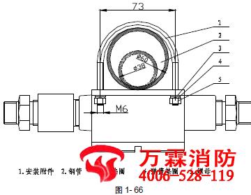 型点型可燃气体探测器